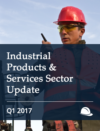 Industrial Products & Services Sector Update Q1 2017