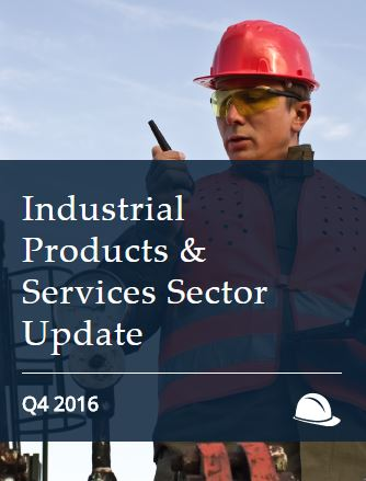 Industrial Products Q4 2016