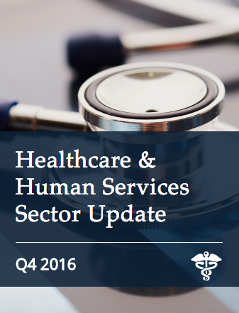 Healthcare & Human Services Q4 2016