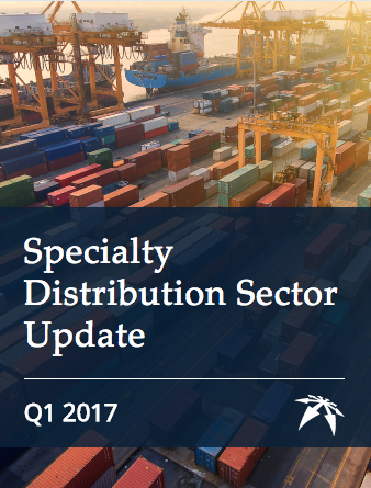 Specialty Distribution Q1 2017