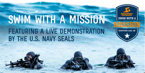 Swim With a Mission