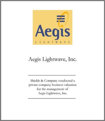aegis lightwave