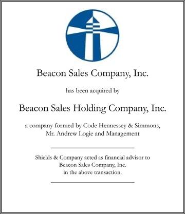 The Beacon Sales Holding Company