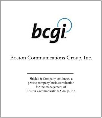 boston communications group