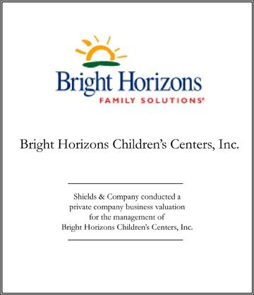 bright horizons children's centers