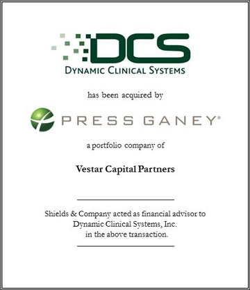 Dynamic Clinical Systems transactions