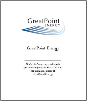 greatpoint energy