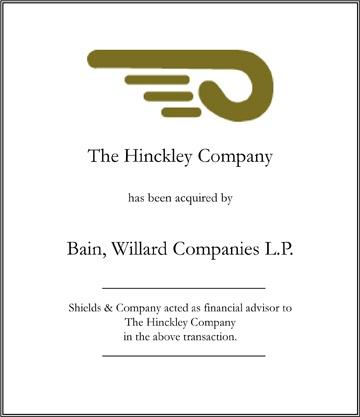 Hinckley Company