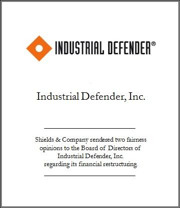 industrial defender