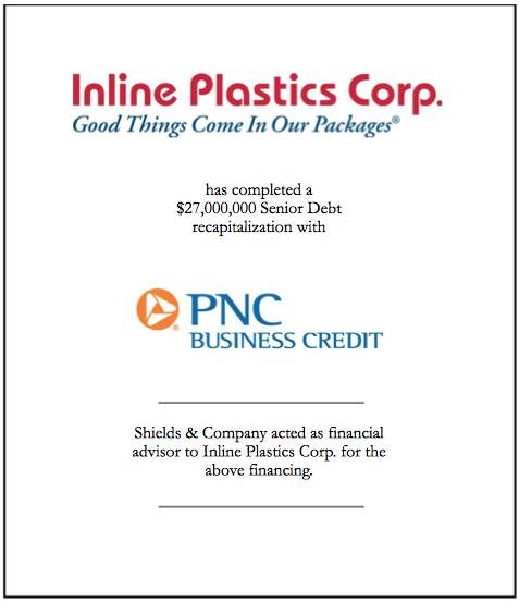 inline plastics corporation
