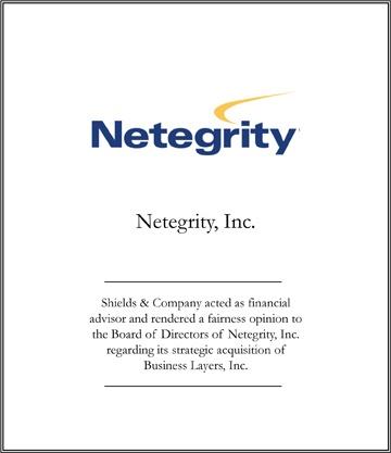 netegrity