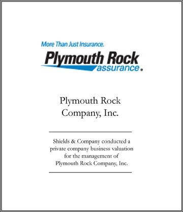 Plymouth Rock Company