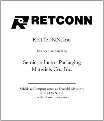 RETCONN transactions