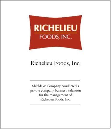 richelieu foods