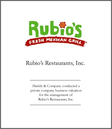 rubios restaurants