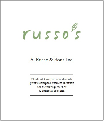 russo and sons