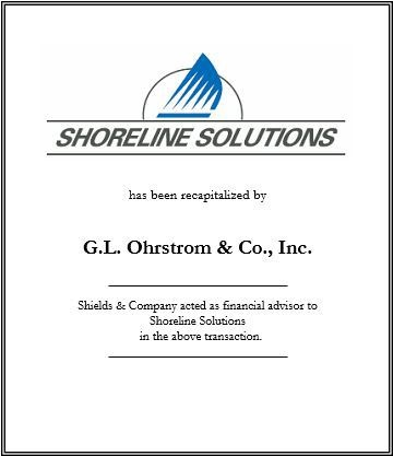 shoreline solutions
