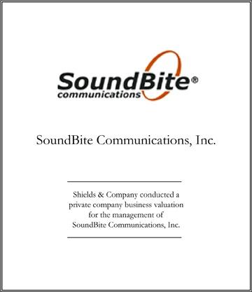soundbite communications