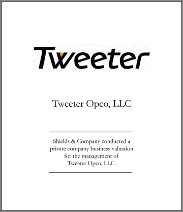 tweeter opco