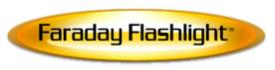 faraday flashlight