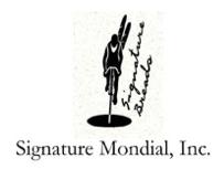 signature mondial inc.