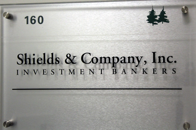 Shields & Company Investment Bankers