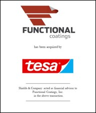 Functional Coatings. Functional Small -  3