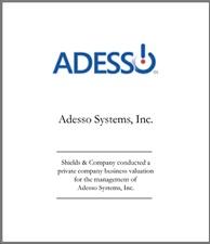 Adesso Systems. adesso-valuation.jpg