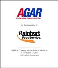 AGAR Supply Co..