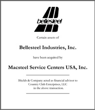 Bellesteel Industries, Inc..