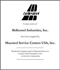 Bellesteel Industries, Inc..