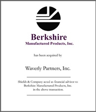 Berkshire Manufactured Products, Inc..