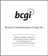 Boston Communications Group.