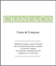 Crane & Company.