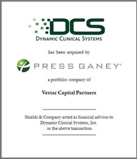 Dynamic Clinical Systems.