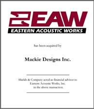 Eastern Acoustic Works, Inc..