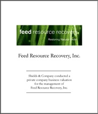 Feed Resource Recovery.