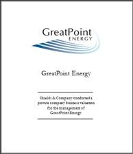 GreatPoint Energy.