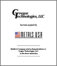 Gregor Technologies.
