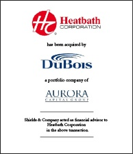 Heatbath Corporation.