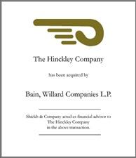Hinckley Company.