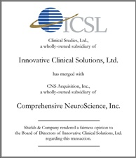 Innovative Clinical Solutions, Ltd.. icsl.jpg