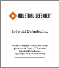 Industrial Defender.