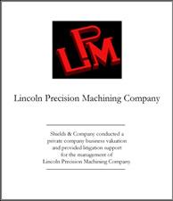 Lincoln Precision Machining Company.