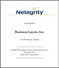 Netegrity, Inc..