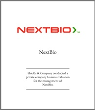 NextBio. nextbio-valuation.jpg