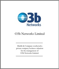O3b Networks Limited.