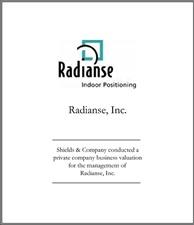 Radianse. radianse-valuation.jpg