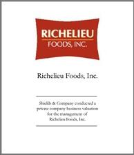 Richelieu Foods. richelieu-foods-valuation.jpg
