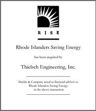 Rhode Islanders Saving Energy.